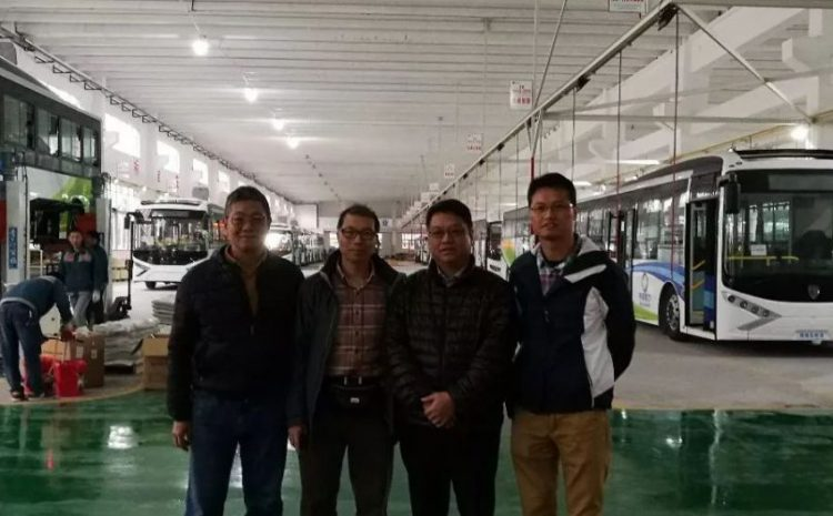 Hong Kong Transport Department (HKTD) awards factory certification for Suitong manufacturing plant