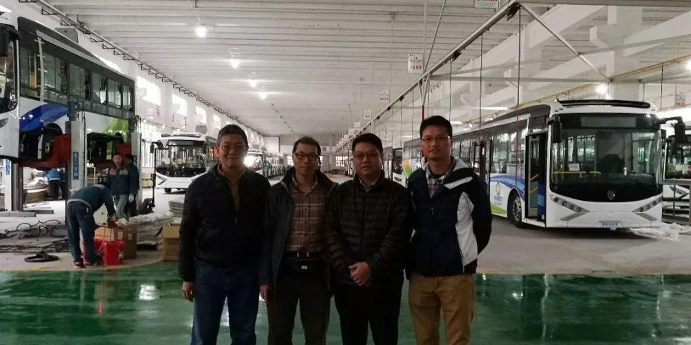 香港運輸署HKTD 為穗通頒發 工廠認證