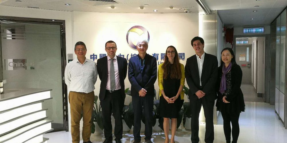 Spanish Government business representative visited China Dynamics