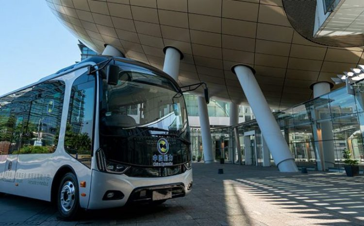 China Dynamics Launches First Electric Accessible Minibus in Hong Kong