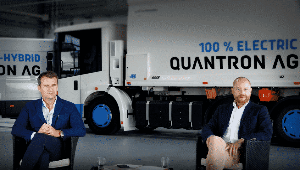 科軒動力與Quantron透過股份互換合力打造全新電動車產銷體系